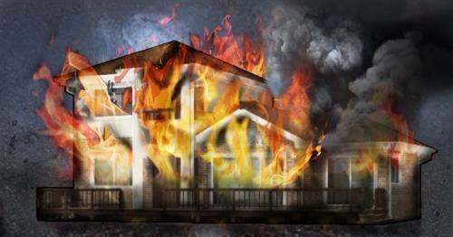 경북 경산 한 빌라서 화재 발생…혼자 살던 80대 할머니 숨져