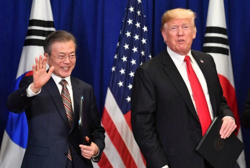 """""""비핵화 공감대""""…여야 모두 한미정상회담 긍정평가"""