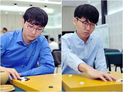 박정환ㆍ신진서, 천부배 4강행 확정
