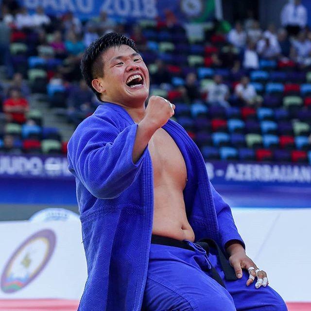 유도 조구함 세계선수권 金…AG 무관 서러움 극복