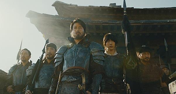 """한가위 흥행 승자는 '안시성'…300만 고지 넘어 """"계속 싸우자!"""""""