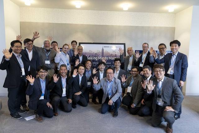 '기술·인력 선점하라' AI 성지로 가는 삼성·LG