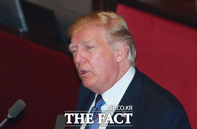 """트럼프 """"김정은 용기·조치에 감사…비핵화까진 제재 계속"""""""