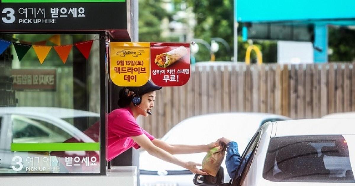 드라이브스루 양대산맥 맥도날드 vs 스타벅스 성공 법칙