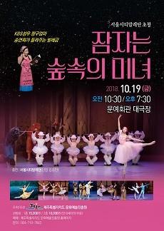 개관30주년기념 기획공연 서울시티발레단 초청 잠자는 숲속의 미녀