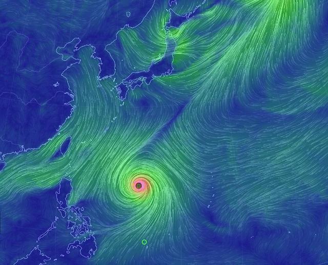 """미국·일본기상청 예측한 태풍 콩레이는? """"북서진하다 7일쯤 제주도까지 태풍 진출"""" 전망"""