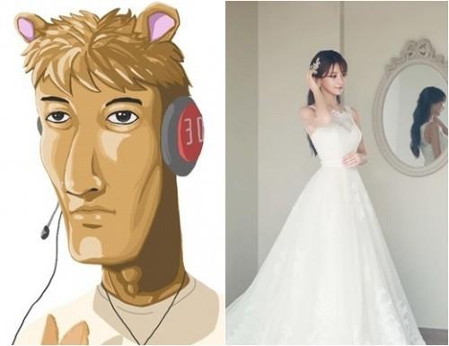 '김수현 아나운서와 결혼' 우왁굳 등 유튜버, 경계선 무너뜨리며 연예인급 인기…박준형 등 역진출도