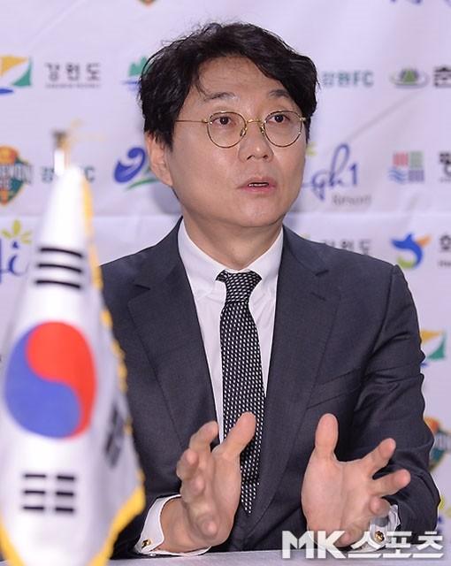 조태룡 강원FC 대표이사, 2년간 축구관련 직무정지