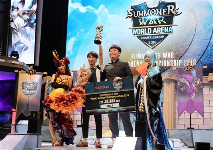 컴투스 '서머너즈워', 'SWC2018' e스포츠 축제로 진화