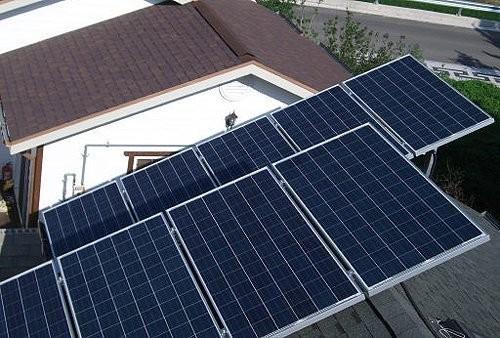 태양광 사업은 '좌파 비즈니스'?