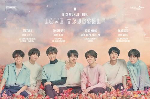 """방탄소년단(BTS) 측 """"日 싱글 9집 수록 'FAKE LOVE' 일본어 버전 선발매 예정"""""""