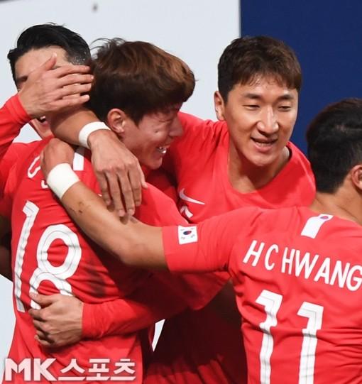 """축구토토 참가자 78% """"한국, 파나마에 승리"""""""