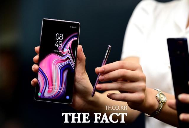 삼성전자, '갤노트9' 구매자에 중고 시세 최대 2배 보상한다