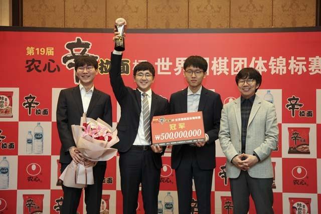 농심, '매운맛' 신라면과 바둑대회로 중국인들 홀렸다