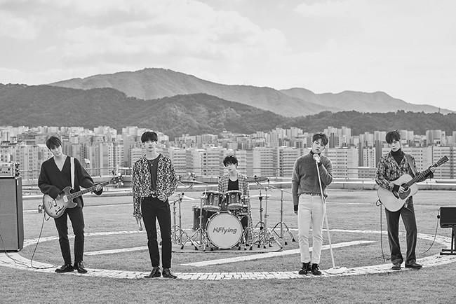 엔플라잉, 26일 신곡 '꽃' 발표…'청춘아련' 감성 자극