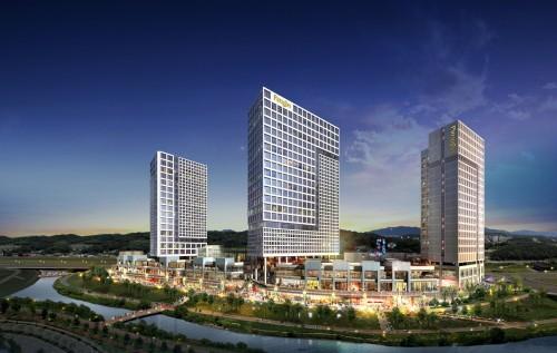 동양건설산업, '별내역 파라곤 스퀘어'에 마스터리스 도입