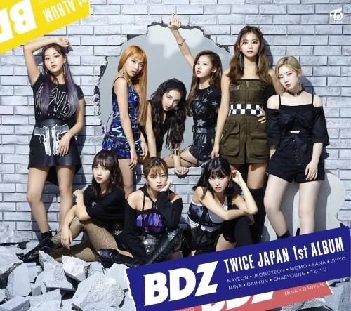 트와이스 'BDZ' 오리콘 월간차트 정상