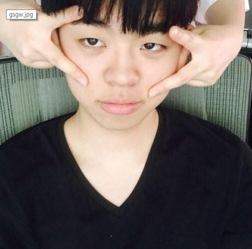"""'김구라 아들' 그리, 일반인 여자친구와 3년 만에 결별 """"바쁜 일정에 소원해져"""""""