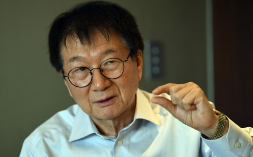"""""""4차산업 특허기술, 고국에 무상 제공"""""""