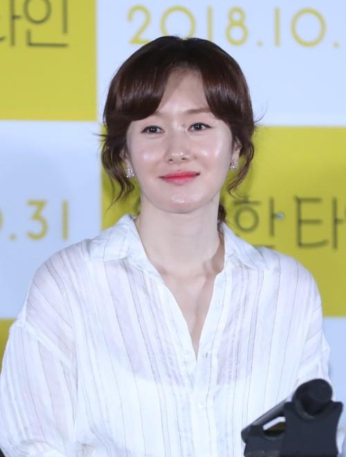 """김지수, 취중인터뷰 물의…""""죄송한 마음 뿐"""" 사과"""
