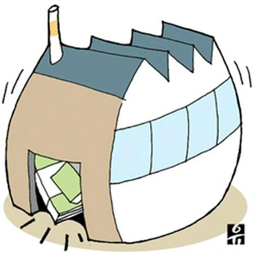 투자 안하는 기업… 곳간에 쌓아놓은 돈 594조원