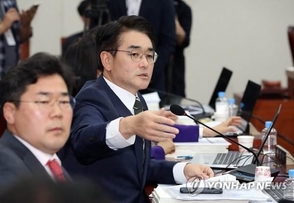 """박용진, 한유총 국감증인 요구…""""소송 굴하지 않고 비리 해결할 것"""""""
