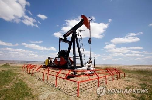 WTI, 3% 급락..美 원유재고 증가