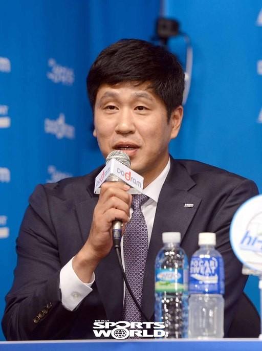 한국도로공사 김종민 감독