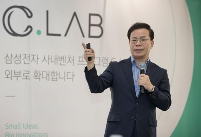 삼성 'C랩' 회사 밖으로…창의성 발굴·일자리 창출 다잡는다