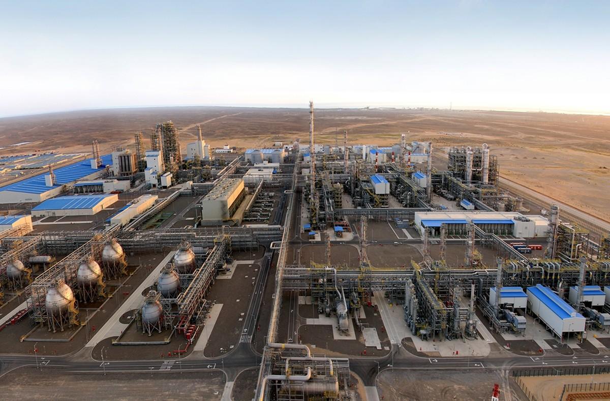 현대엔지니어링-LG상사, 투르크메 3조4천억원 석유화학플랜트 준공
