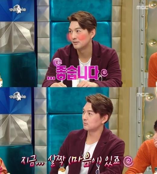 """`라스` 이필모 """"`연애의 맛` 서수연에 살짝 마음 있다"""""""