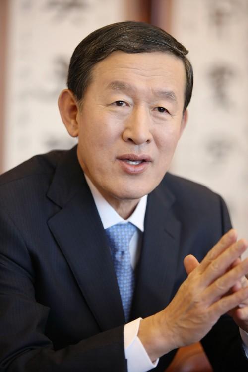 """허창수 GS 회장 """"태국을 동남아 교두보로"""""""