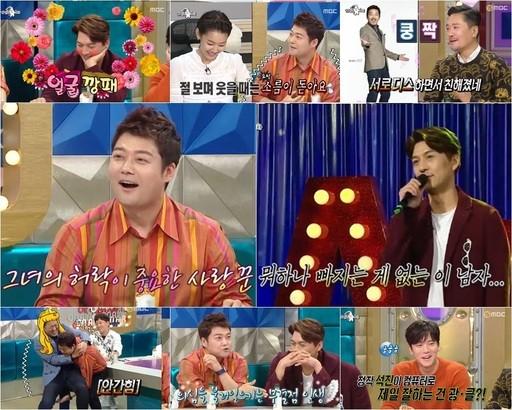 '라디오스타' 전현무, KBS가 인정한 'MBC의 아들'