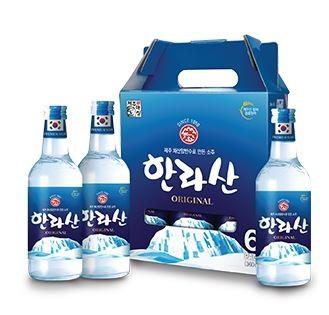"""한라산 소주 부적합 판정 논란…""""두달 전 일, 현재 문제 없다"""""""