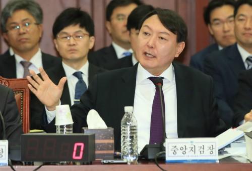 서울 중앙지법·중앙지검 수장들 대리공방전
