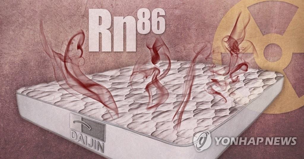 """'라돈 침대' 원료 모나자이트 3.35t 어디에? """"행방 확인 안 돼"""""""