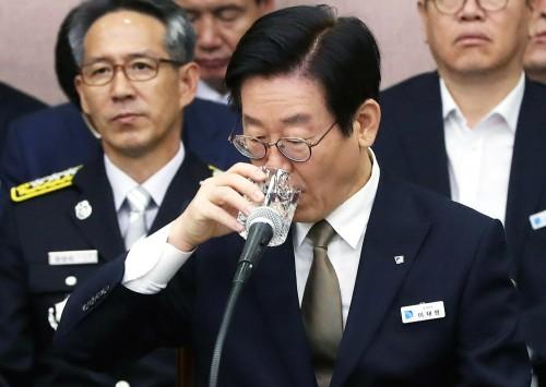 """""""안·이 가고 박 만 남았다는데""""…이재명 """"동의 안해"""""""