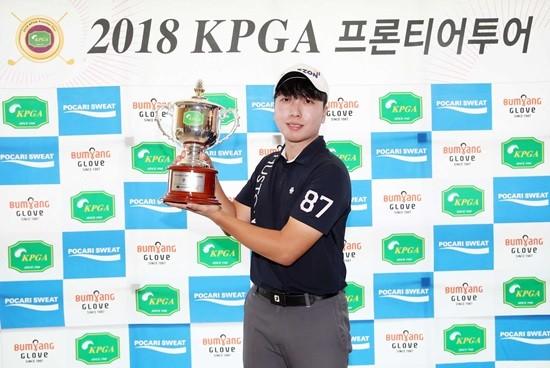 오세영, 시즌 마지막 대회 우승