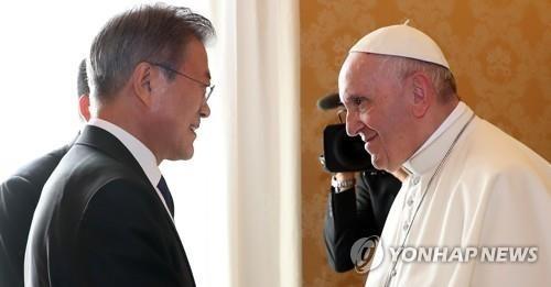 """교황, 정말 북한오나…""""프란치스코 교황, 진지하게 방북 고려할 것"""""""