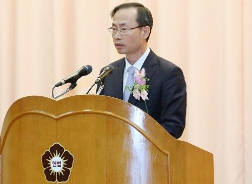 '9인 체제 완성' 헌법재판소…서열은 어떻게 정해졌나