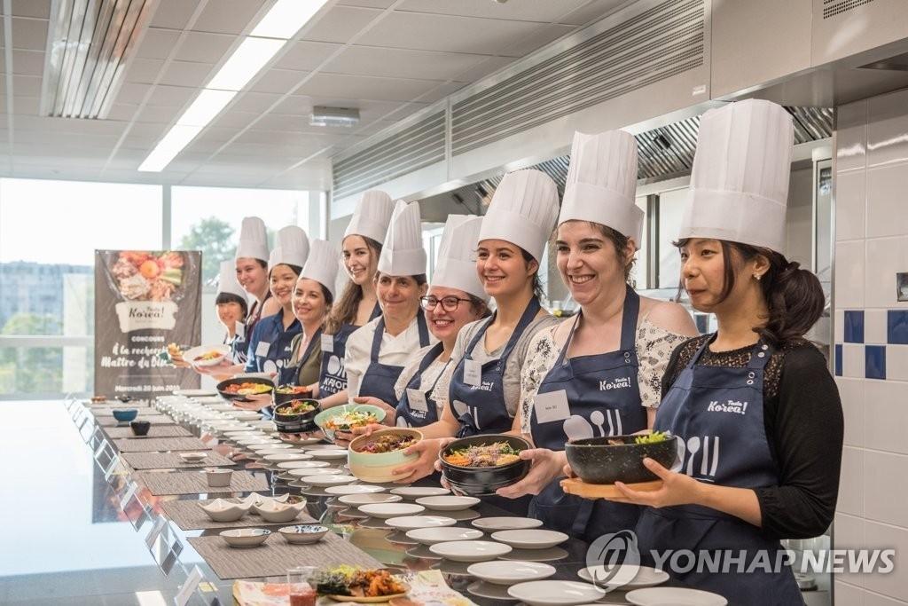 방탄소년단 덕에 '김치잼'도..한국식품 인기 '톡톡'