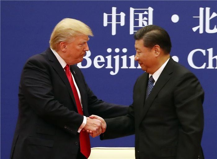 트럼프·시진핑, 내달 29일 정상회담 가능성