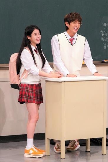 '아는 형님' 아이유-이준기, '의리' 힘입어 최고 시청률 기록!