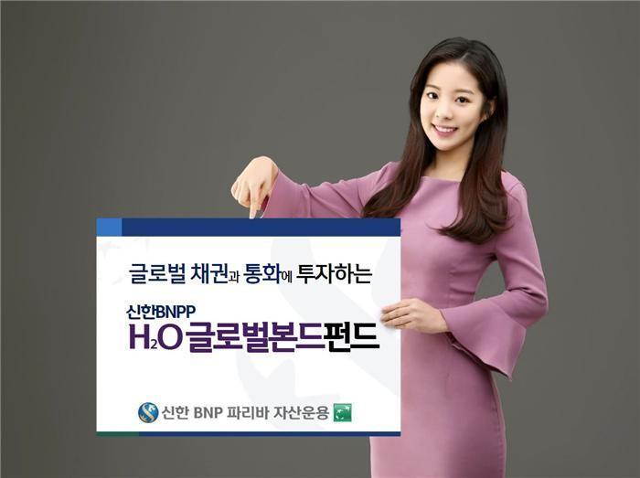 (재테크Tip)신한BNP파리바운용, 채권·통화에 투자 'H2O 글로벌본드펀드' 출시