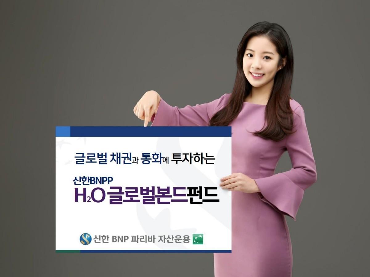 신한BNP파리바자산운용, 글로벌 채권과 통화에 투자하는 'H2O 글로벌본드펀드' 출시