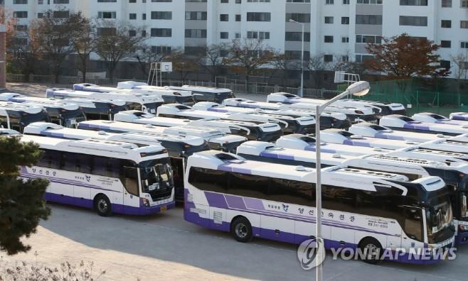 11월 15일 수능, 버스·지하철 배차 간격 좁힌다…돌발 기상 상황 대비책도 마련