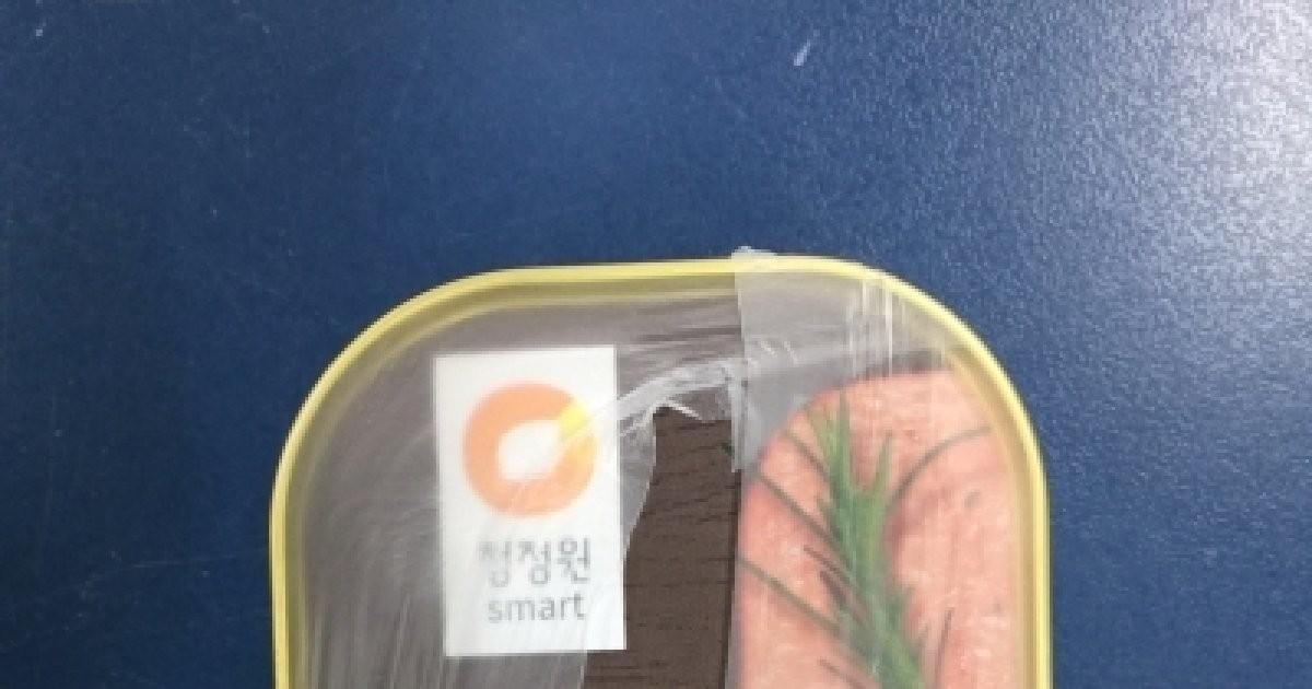 """식약처, '런천미트' 세균발육으로 부적합…""""판매중단·회수조치"""""""