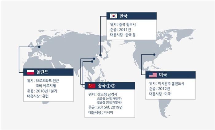 LG화학의 승부수…중국 난징에 전기차 배터리 2공장 짓는다