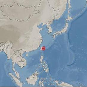"""대만 지진, 5.9 규모…""""타이베이 건물들 흔들렸지만 피해나 사상자 없어"""""""