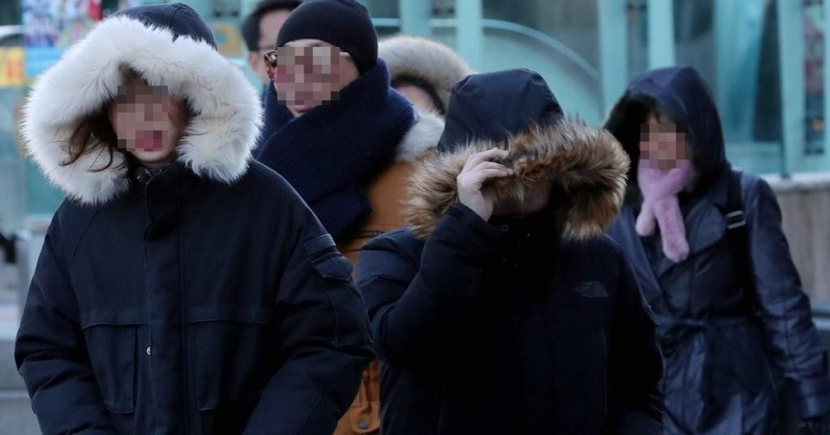 """기상청 """"올 겨울 기습한파…기온 변동성 클 것"""""""